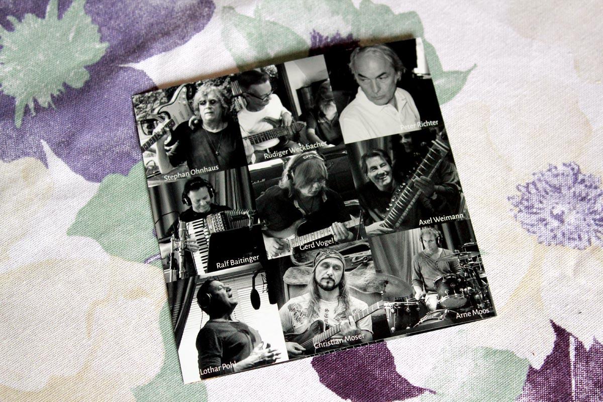 Beteiligte Musiker - Lost and Found