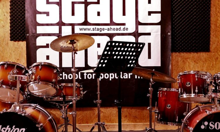 Stage Ahead Music School